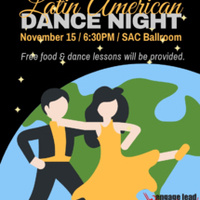 Latin American Dance Night