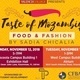 A Taste of Mozambique - Food and Fashion by Sadia Chicalia
