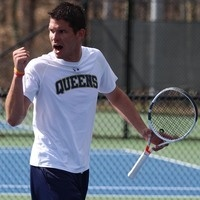 Queens University of Charlotte Men's Tennis vs  West Virginia Wesleyan College