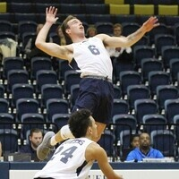 Men's Volleyball at Coker College