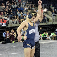 Queens University of Charlotte Men's Wrestling at  Kutztown University
