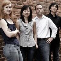 Master Class with enhakē Quartet