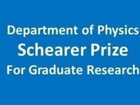Schearer Prize Colloquium