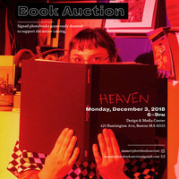 MassArt Photography's 13th Annual Photobook Auction