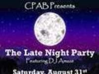 CPAB Late Night Party