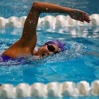 Kenyon College Women's Swimming and Diving vs  University of Cincinnati - Senior Day