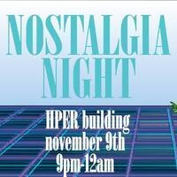 Nostalgia Night Vol Night Long
