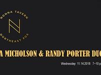 Mia and Randy Porter Duo