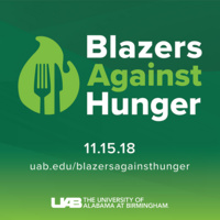 Blazers Against Hunger