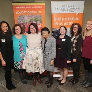 Hoskins Global Scholar Presentation