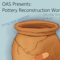 Pottery Reconstruction Workshop
