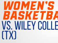 Bearkat Women's Basketball vs. Wiley College (Texas)