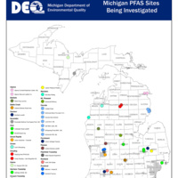 The Michigan PFAS Action Response Team - CEE Guest Lecture