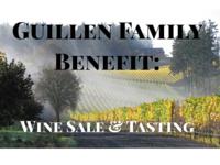 Guillen Family Benefit Wine Sale & Tasting