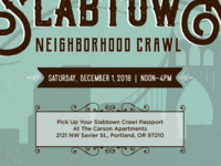 Slabtown Neighborhood Crawl