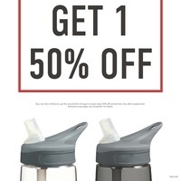 Buy One Get One 50% Off All Drinkware