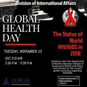 Global Health Day: The Status of World HIV/AIDS in 2018