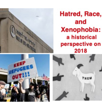 History Behind the News - Hatred, Race, and Xenophobia: A Historical Perspective on 2018
