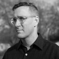 Novelist Jeff Jackson