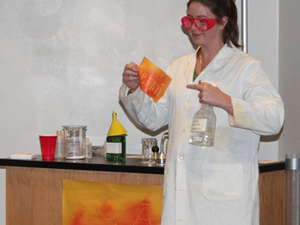Sciencenter Chemsations!