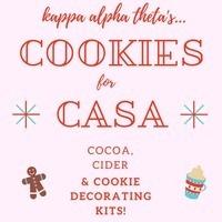 Cookies for CASA