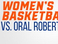 Bearkat Women's Basketball vs. Oral Roberts