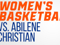 Bearkat Basketball Doubleheader vs. Abilene Christian