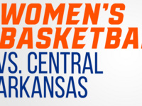 Bearkat Women's Basketball vs. Central Arkansas