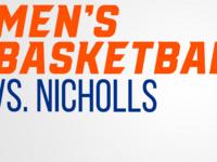 Bearkat Men's Basketball vs. Nicholls