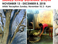 James King Bonnar Show Artists' Reception