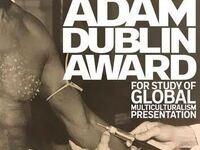 The Adam Dublin Award