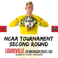Men's Soccer Hosts NCAA Tournament 2nd Round
