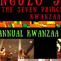 2018 Kwanzaa Program and Presentation