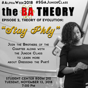 """The BA Theory: Episode 2, Theory of Evolution """" Stay Phly"""""""