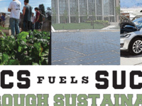 UCCS Fuels Success Through Sustainability