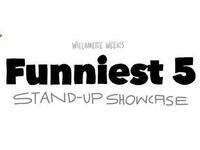 Willamette Week's Funniest Five Stand-Up Showcase