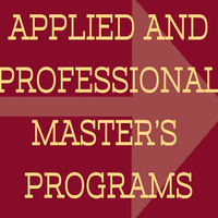 Graduate School Panel for Applied Master's Programs