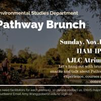 Environmental Studies Pathway Brunch