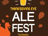 Thanksgiving's Eve Ale Fest