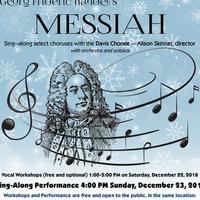 Davis Chorale Sing-Along Messiah Weekend