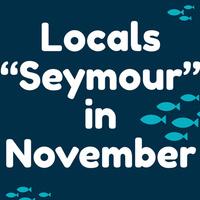 "Locals ""Seymour"" in November"