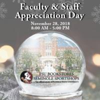 Faculty & Staff Appreciation Day