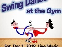 Swing Dance at the Gym