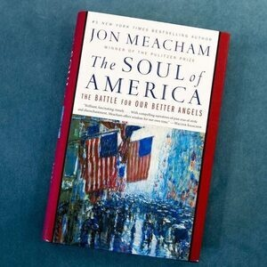 POSTPONED: Biden Institute Special Event: The Soul of America with Author Jon Meacham and Vice President Biden