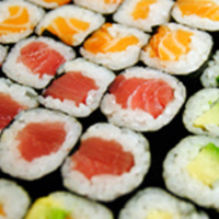 Sushi Night at Rathbone | Dining Services