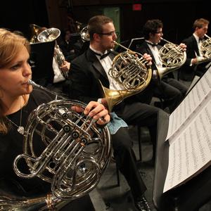 Student Recital: Garrett Krohn, horn