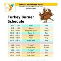 Turkey Burner Day