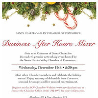 Business After Hours Holiday Mixer