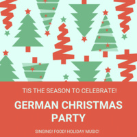 German Christmas Party