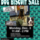 Dog Biscuit Sale